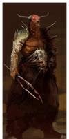 Demon by erenarik