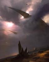Gliese 581 c by erenarik