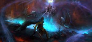 Diablo III - Reaper of Souls Fanart-Brothers by erenarik