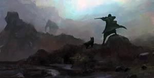 Troll Hunter by erenarik