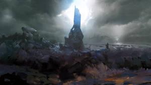 Obelisk by erenarik