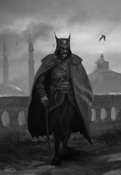 Ottoman Batman by erenarik