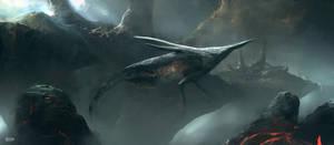 Skyshark by erenarik