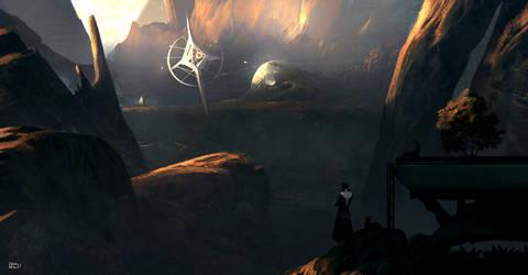 The return of the Prince by erenarik