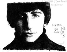 Ringo Starr by rheall