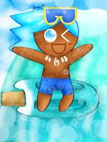 Soda Surfer [Cookie Run] by JennALT-01angel