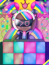 (1000TH DEVIATION) Rhythm Party [Cookie Run] by JennALT-01angel