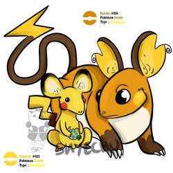 Pikachu ! by Skyechu