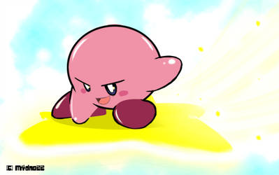 Let's get Kirby by M4dneZZ