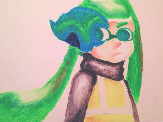Possessed Agent 3 by WhyIamaPotato