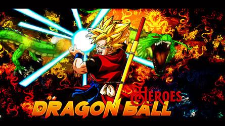 Goku Heroes by Tsubasa974