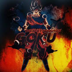 Goku Next Evolution by Tsubasa974
