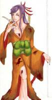 Alden Sevent .OIRAN. WIP by MurakiOAO