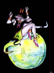 Bubble Princess Horror by Raakelh