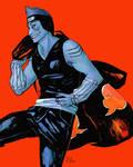 Who's That Hot Shark Man by Raakelh