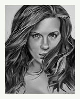 Kate Beckinsale by golfiscool