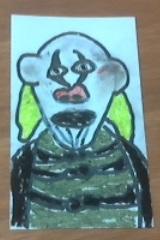 RellikTheClown by hodgeunicorn