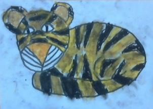 Tiger by hodgeunicorn