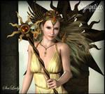 Priestess of the Sun by SeaLady15