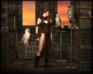 Owlery by SeaLady15