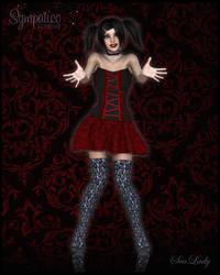 Gothic Doll by SeaLady15