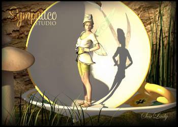 Teacup Fairy by SeaLady15