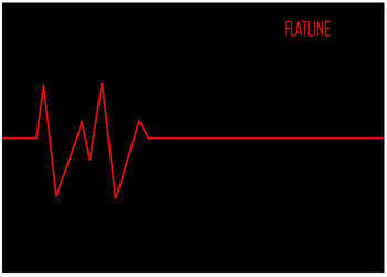 FLATLINE by jesusbuddy7