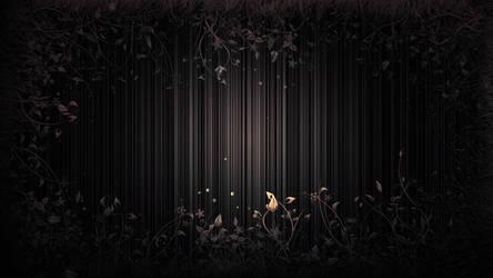 Black Wallpaper by TAM by TAMUSIC