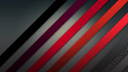 Black Wallpaper 2 by TAM by TAMUSIC