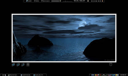 Blue View by silentpyjamas