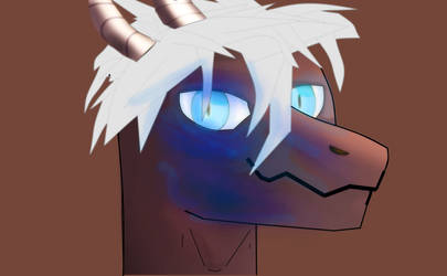 Xylon (My fursona!) by DragonicBladex