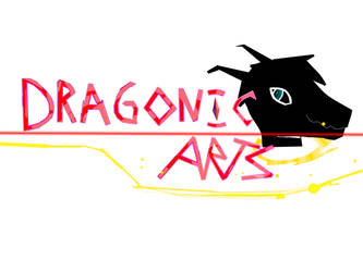 DragonicArts logo by DragonicBladex