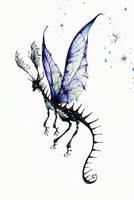 Fairy Dragon by neokale