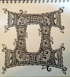 Tattoodrawing by dossa