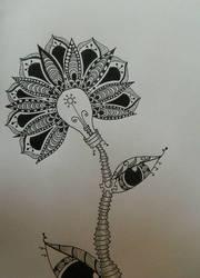 Flowers 002 Tweaked by dossa