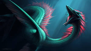 C  From The Depths by Anivi