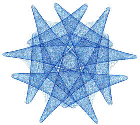 Eudoxus' snowflake by dimitriskats