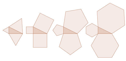 Multi-side Pythagorean by dimitriskats