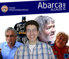 Abarca Alcalde 2012 by AstralSoup