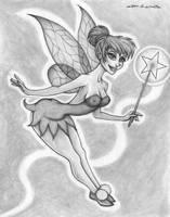 TinkerBell by MuddyGreen