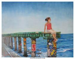 Catch the horizon by yoolchie