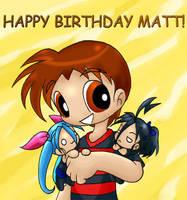 HBD Mattie by Coffgirl
