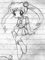 Sailor moon by Coffgirl