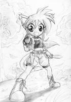 Coffgirl in A-Xiah Online by Coffgirl