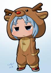 Nath Reindeer by Coffgirl