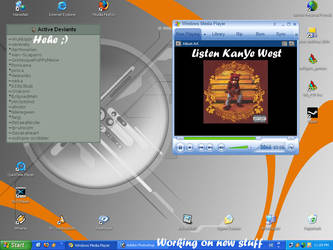 My Desktop by WuRklash