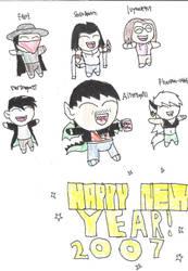 Happy Chibi new year by AlterEgo911