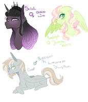 Next Gen Concepts by Kittii-Kat