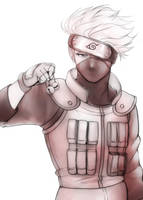 [4] Kakashi's Survival Test (from Naruto) by SeraphicMayin