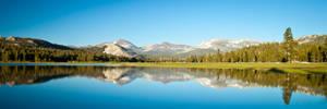 Yosemite Reflections by Niv24